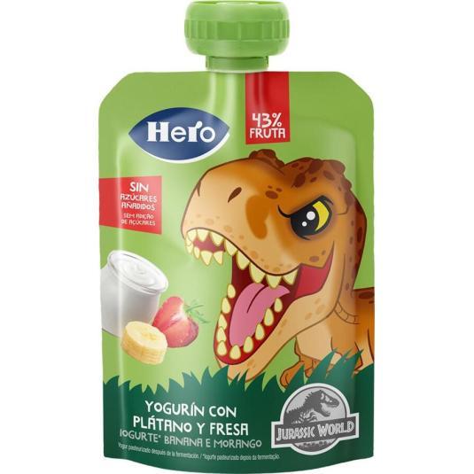 POUCHE HERO MERIE.YOG.PLAT.FRESA