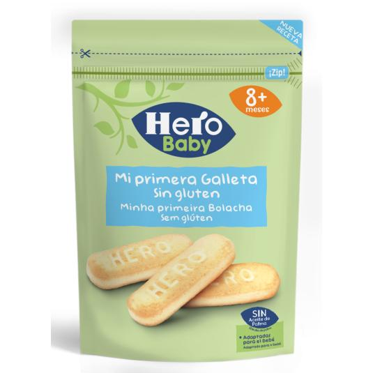 MI PRIMERA GALLETA HERO S/GLUTEN