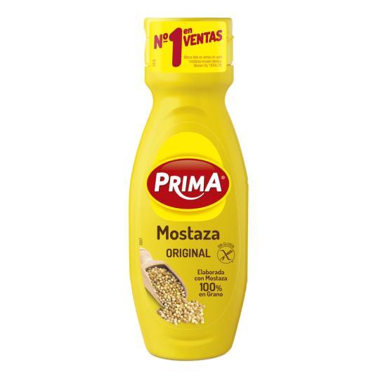 MOSTAZA PRIMA 330 GR