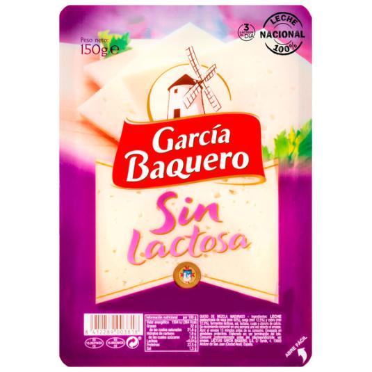 QUE.G.BAQUERO S/LACTOSA L.150GRS