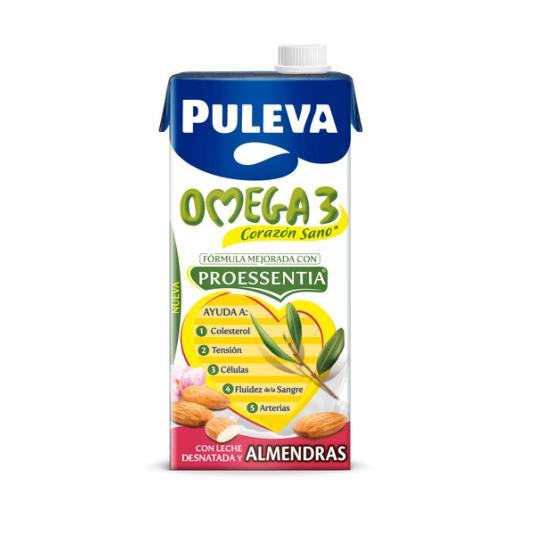 PULEVA OMEGA-3 ALMENDRAS 1 L