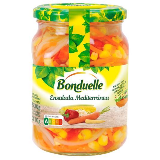 ENSALADA MEDITERRANEA BONDUELLE