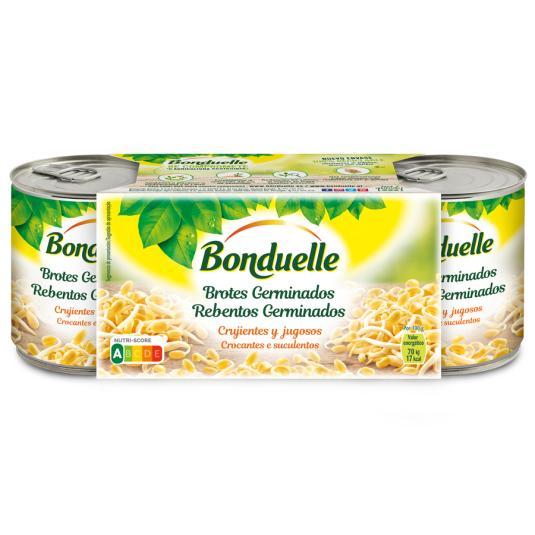 BROTES DE SOJA BONDUELLE P-3