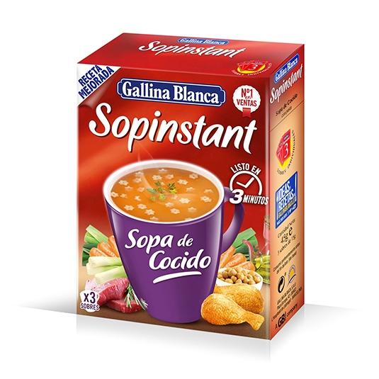SOPINSTANT G.BLANCA SOPA COCIDO