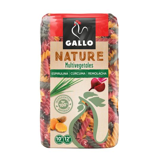 HELICES VEG.NATURE GALLO 400gr