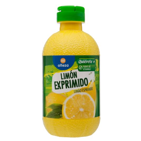 ZUMO LIMON EXPRIMIDO ALTEZA 280 ML