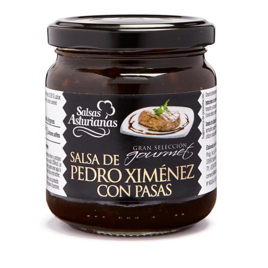 SALSA ASTURIANA AL PEDRO XIMENEZ