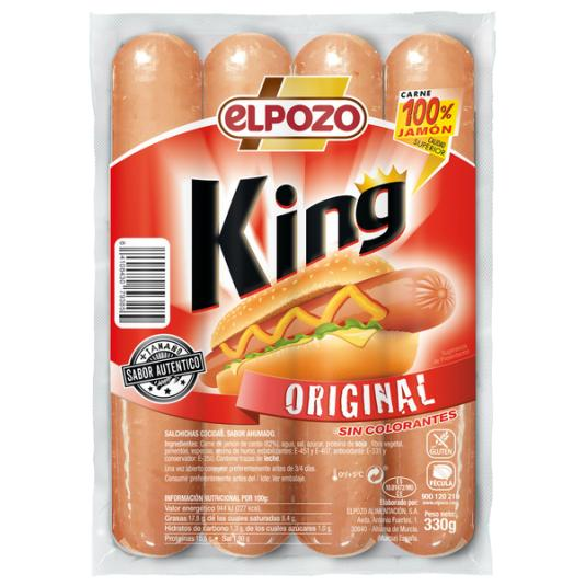 SALCH.KING ORIGINAL EL POZO 330G