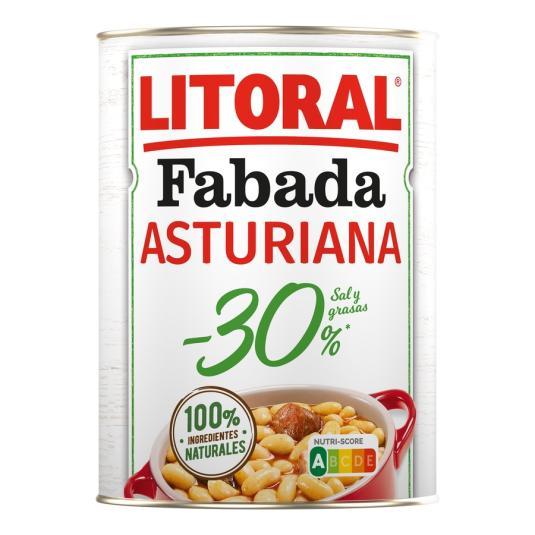 FABADA ASTURIANA LITORAL - 30% GRASA