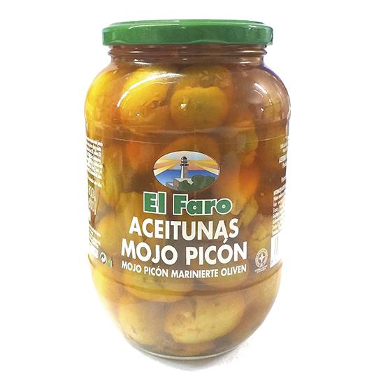 ACEITUNAS M.PICON EL FARO 850ML