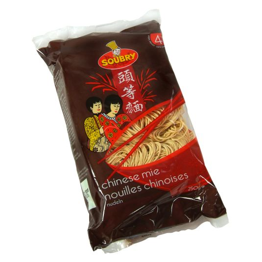 FIDEOS INST.CHINO SOUBRY 250GR