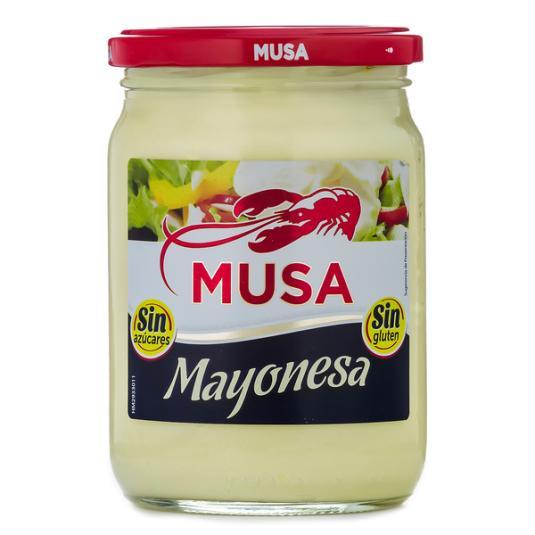MAYONESA MUSA 450 ML