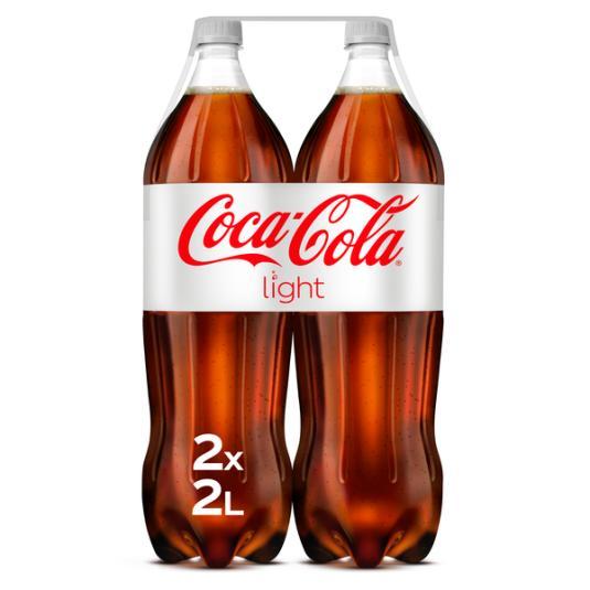 COCA COLA LIGHT 2 L BIPACK