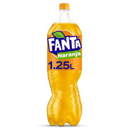 FANTA NARANJA 1.25 L