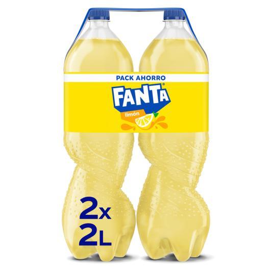 FANTA LIMON 2 L BIPACK