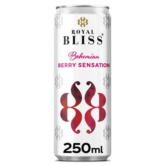 TONICA ROYAL BLISS BERRY LATA 25CL