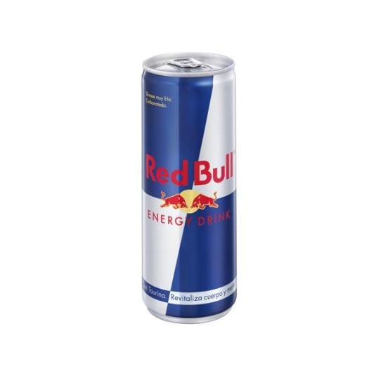 RED BULL LATA 25 CL