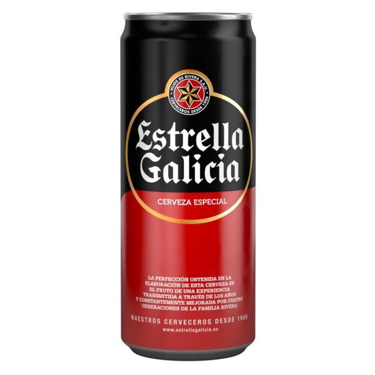 CERV.ESTRE.GALICIA ESP.LATA 33CL