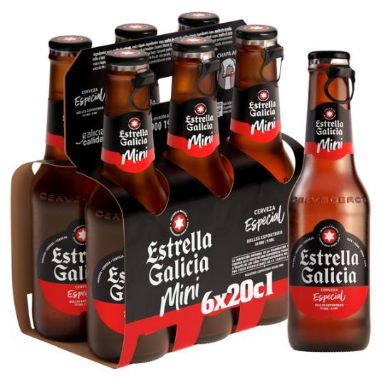 CERV.ESPEC.E.GALICIA MINI pack-6