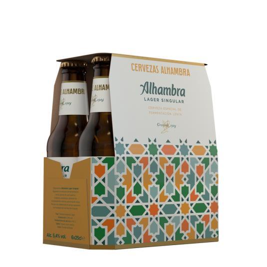 CERV.ALHAMBRA ESPECIAL 1/4 P-6