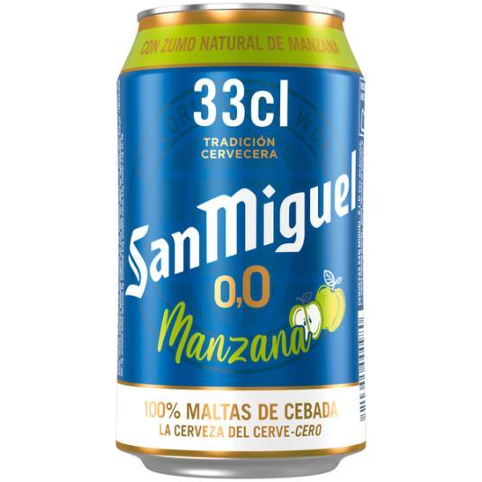 CERV.SAN MIGUEL 0,0 MANZ.LAT.33CL