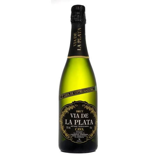 CAVA BRUT VIA DE LA PLATA 750 ML