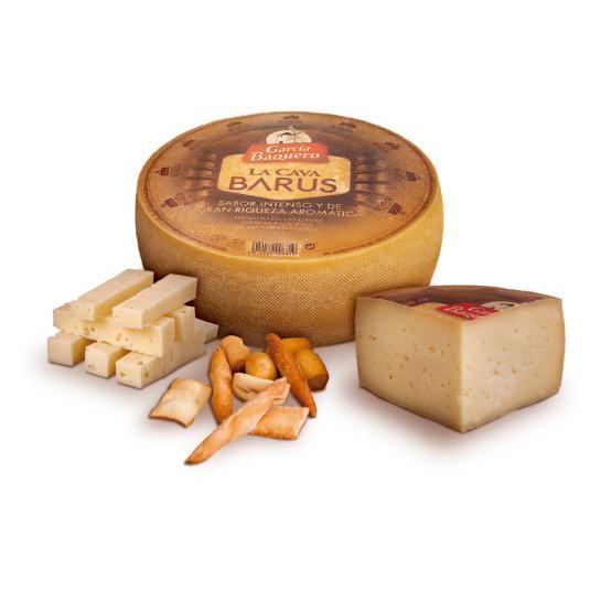 QUESO LA CAVA BARUS G.BAQUERO