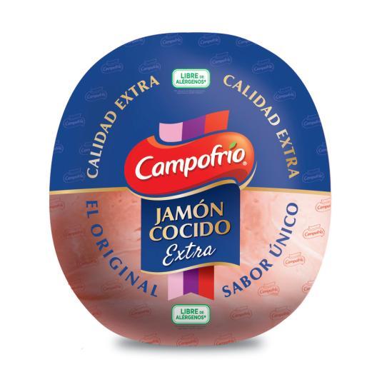 JAMON COCIDO EXTRA CAMPOFRIO