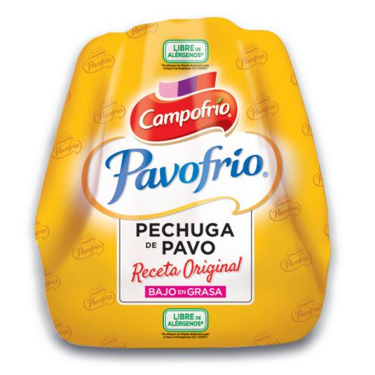 PECHUGA PAVO CAMPOFRIO