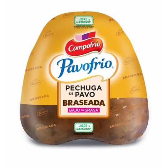 PECHUGA PAVO BRASEAD. CAMPOFRIO