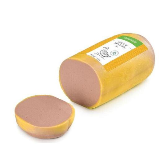 MOUSSE PATO 100% RULO CAPDEVILA