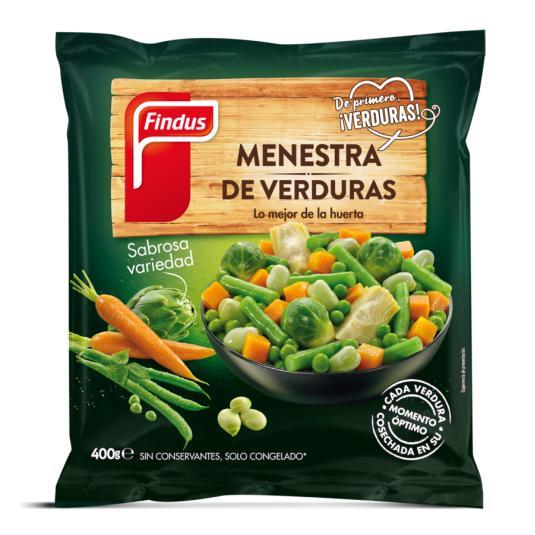 MENESTRA FINDUS 400 GR
