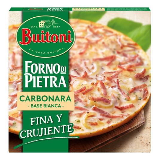 PIZZA FORNO DI PIETRA CARBONAR.BUITONI