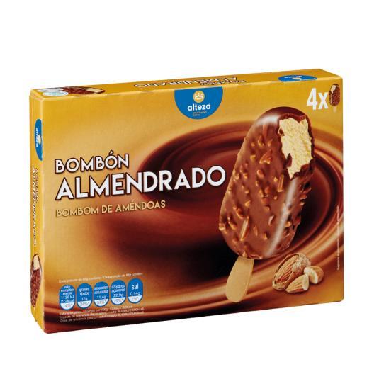 BOMBON ALMENDRADO ALTEZA 4 UD