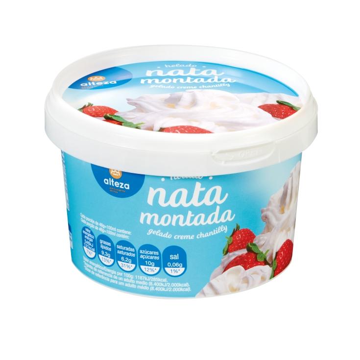 NATA MONTADA CONG. ALTEZA 500GR