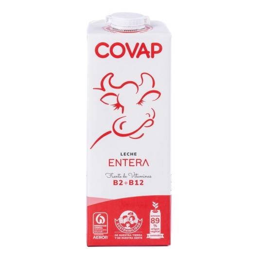 LECHE COVAP ENTERA 1 L