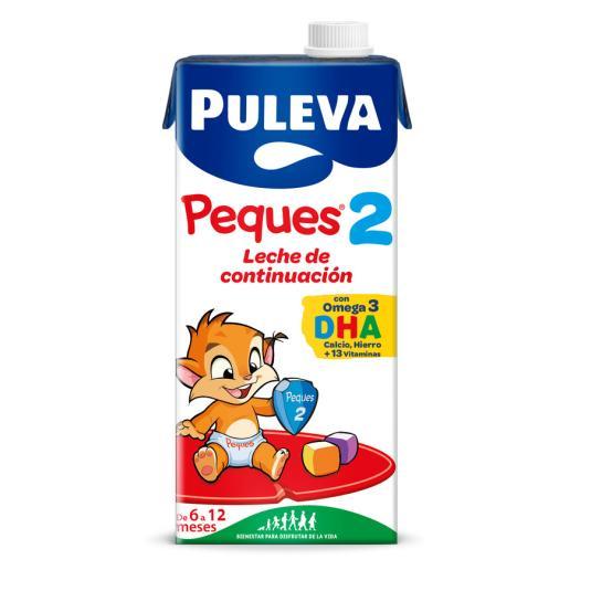 LECHE PULEVA PEQUES-2 1L