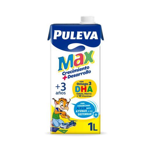 LECHE PULEVA MAX 1 L