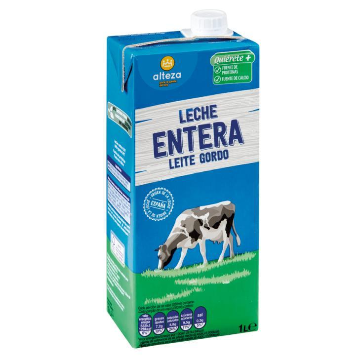 LECHE ALTEZA ENTERA 1 L