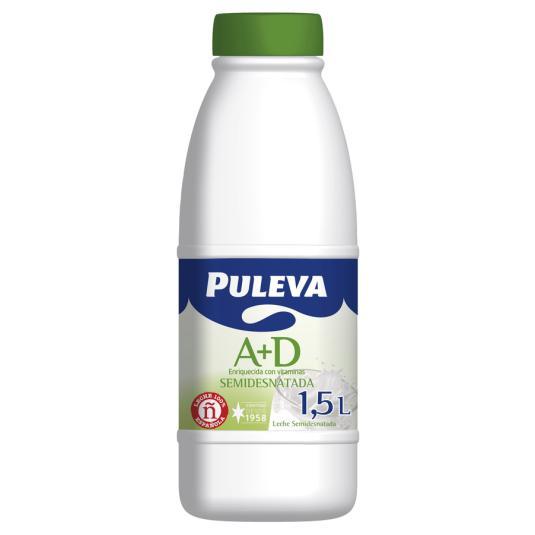 LECHE PULEVA SEMI.1.5 L