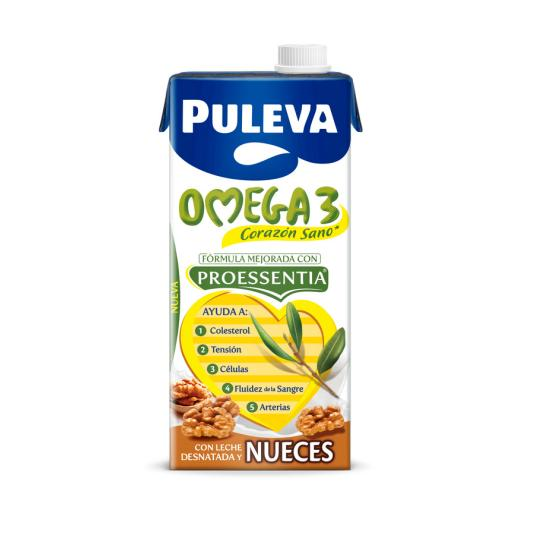 PULEVA OMEGA-3 NUEZ 1 L