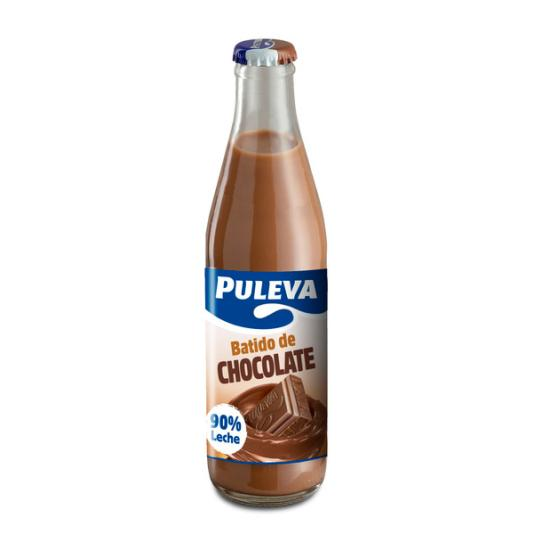 BATIDO PULEVA CHOC.200ML CRISTAL