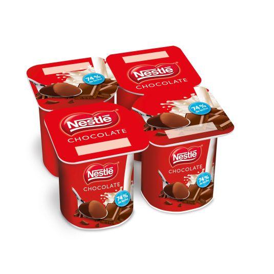 YOGUR CHOCOLATE NESTLE 4 UDS