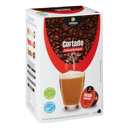 CAFE CORT.DESCF ALTEZA CAPS.D.G 16U