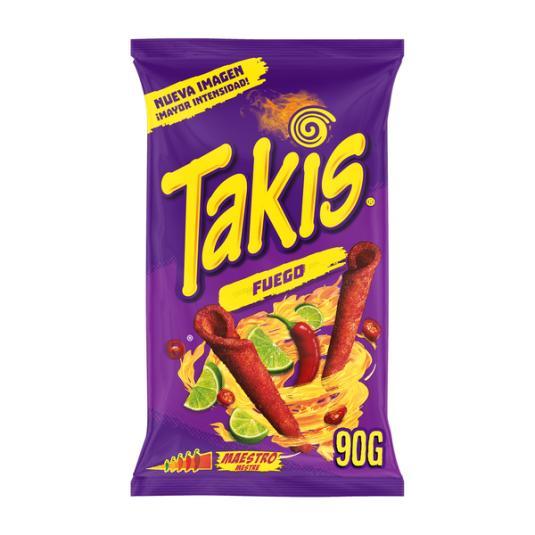 TAKIS FUEGO 100 GR