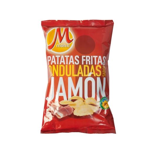 PAT.FRITAS JAMON MONTI 130G