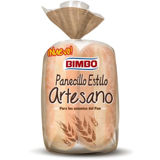 PANECILLOS ESTILO ART.BIMBO 4 UDS