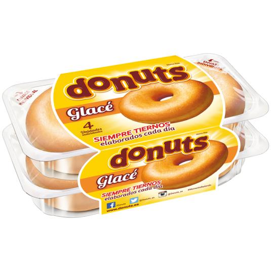 DONUTS GLACE 4 UD