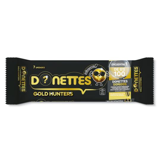 DONETTES GOLD HUNTERS 7 UD