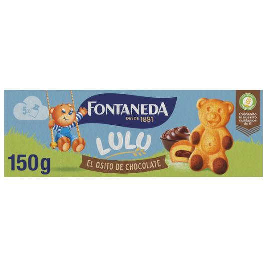 OSITO LULU R/CHOCO 150 GR